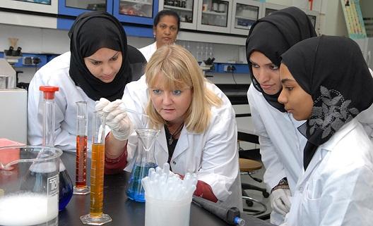 UAE creates future female robotics entrepreneurs