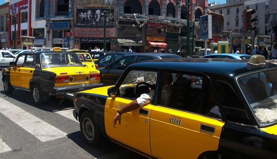 Car app fight club in Egypt
