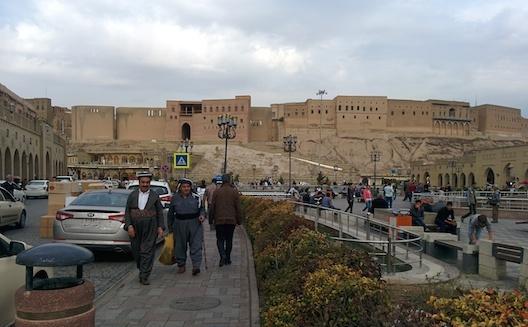 Erbil's startups go quiet