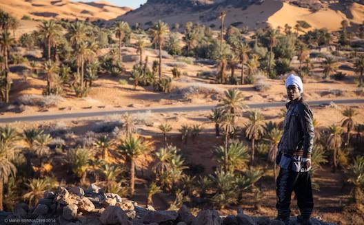 Entrepreneurship lessons from the Algerian desert