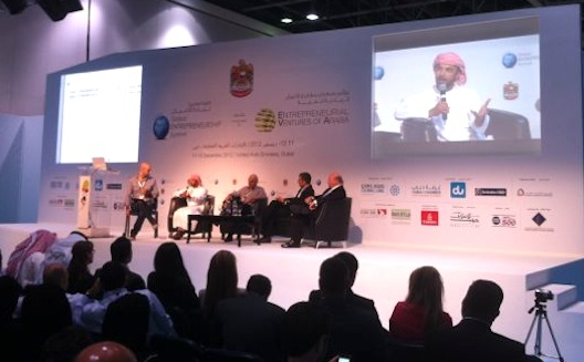 Tips from an Omani Entrepreneur at the Global Entrepreneurship Summit