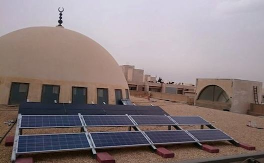 Solutions to Jordan's climate change challenges?