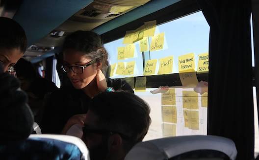 Back on the Ampion Venture Bus: 5 days across Tunisia