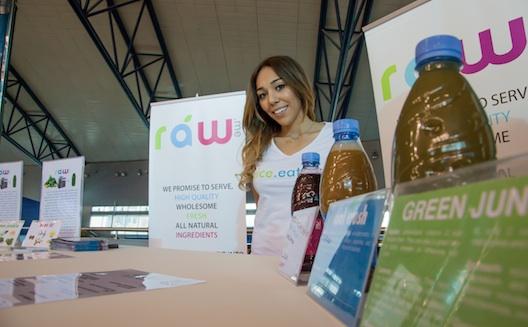 أوّل شركة قطرية للمأكولات الطبيعية والنباتية