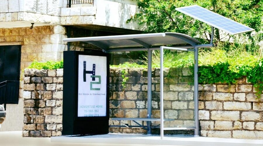 المحطّات الذكية للباصات تأتي إلى لبنان