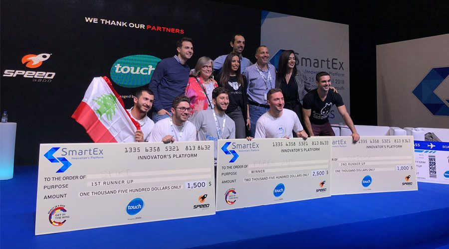 Fabric Aid won the first edition of the 'Get in the Ring Beirut' competition