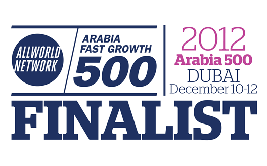 تعلن Arabia500 أسماء الشركات الـ 130 الأسرع نمو ا في الشرق الأوسط ومضة
