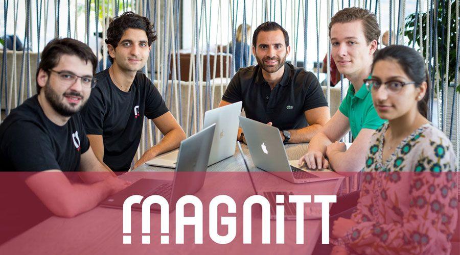 MAGNiTT raised a $1M Seed round