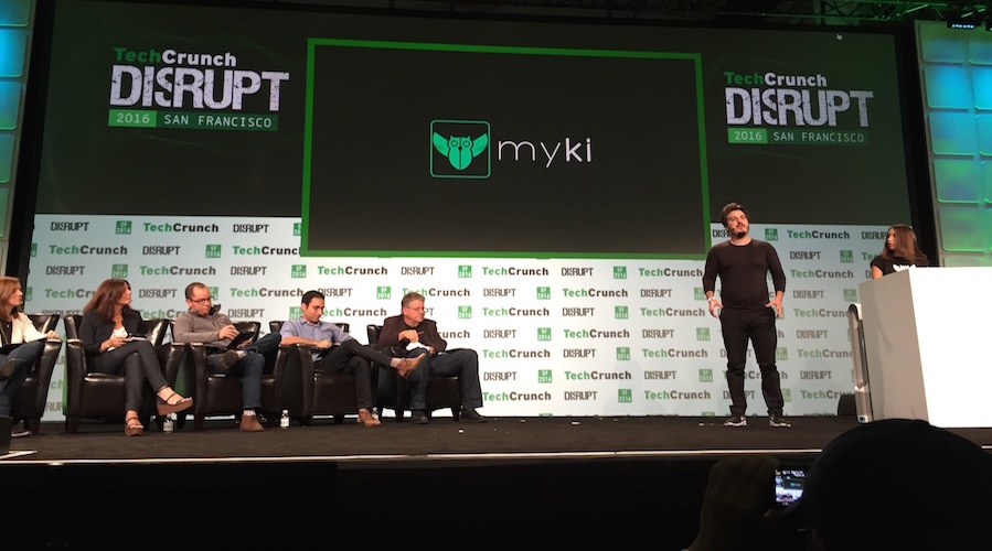 Beirut-based Myki launches authentication solution at Techcrunch Disrupt
