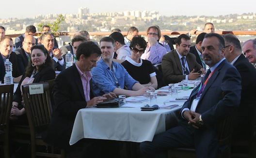 7 Palestinian startups vie for Arabreneur investment at recent pitch event