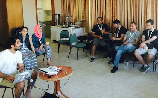 First West Bank hackathon 'a new step' for Palestinian tech ecosystem