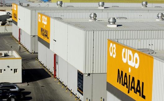 Majaal في البحرين تبني مستودعًا ملائمًا للشركات الناشئة