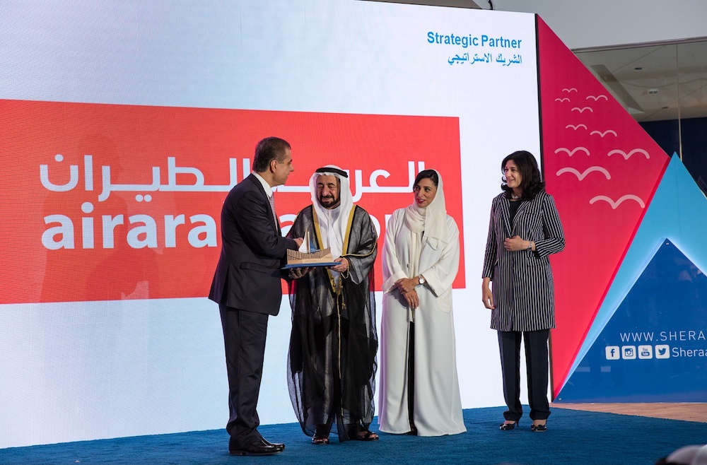 Sheraa and Air Arabia to launch 'Travel and Tourism' track