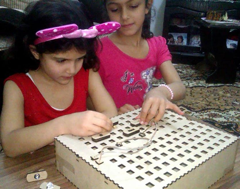 Syrian hardware startup Daraty dodging country's challenges