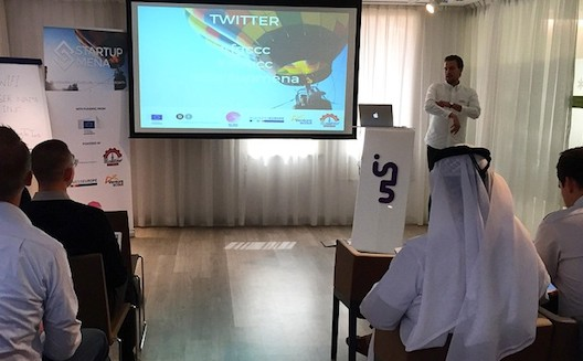 Dubai startups vie for the prize at GCC Pitch Challenge