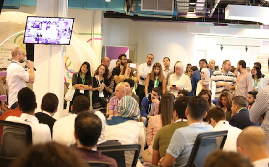 #MixNMentor coming to Amman: focus on scalability
