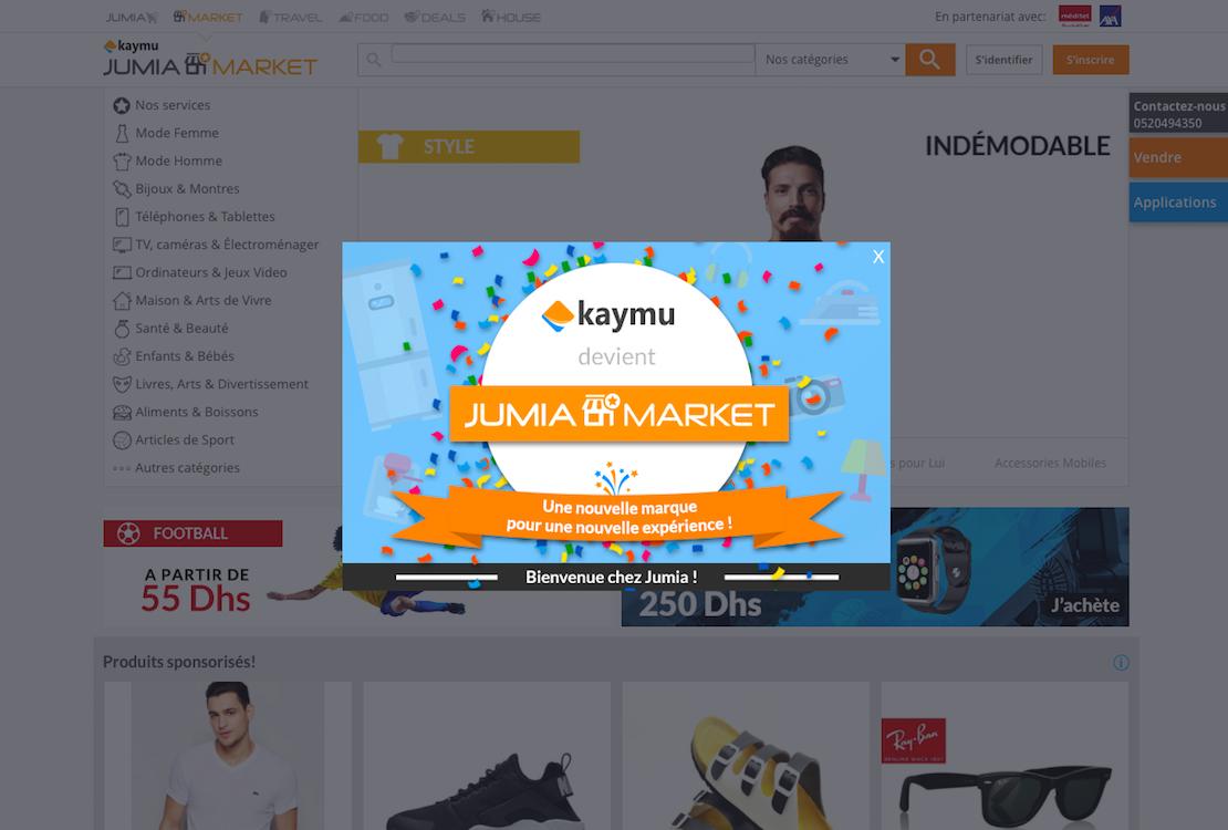 AIG becomes Jumia, but is a rebrand a good idea?