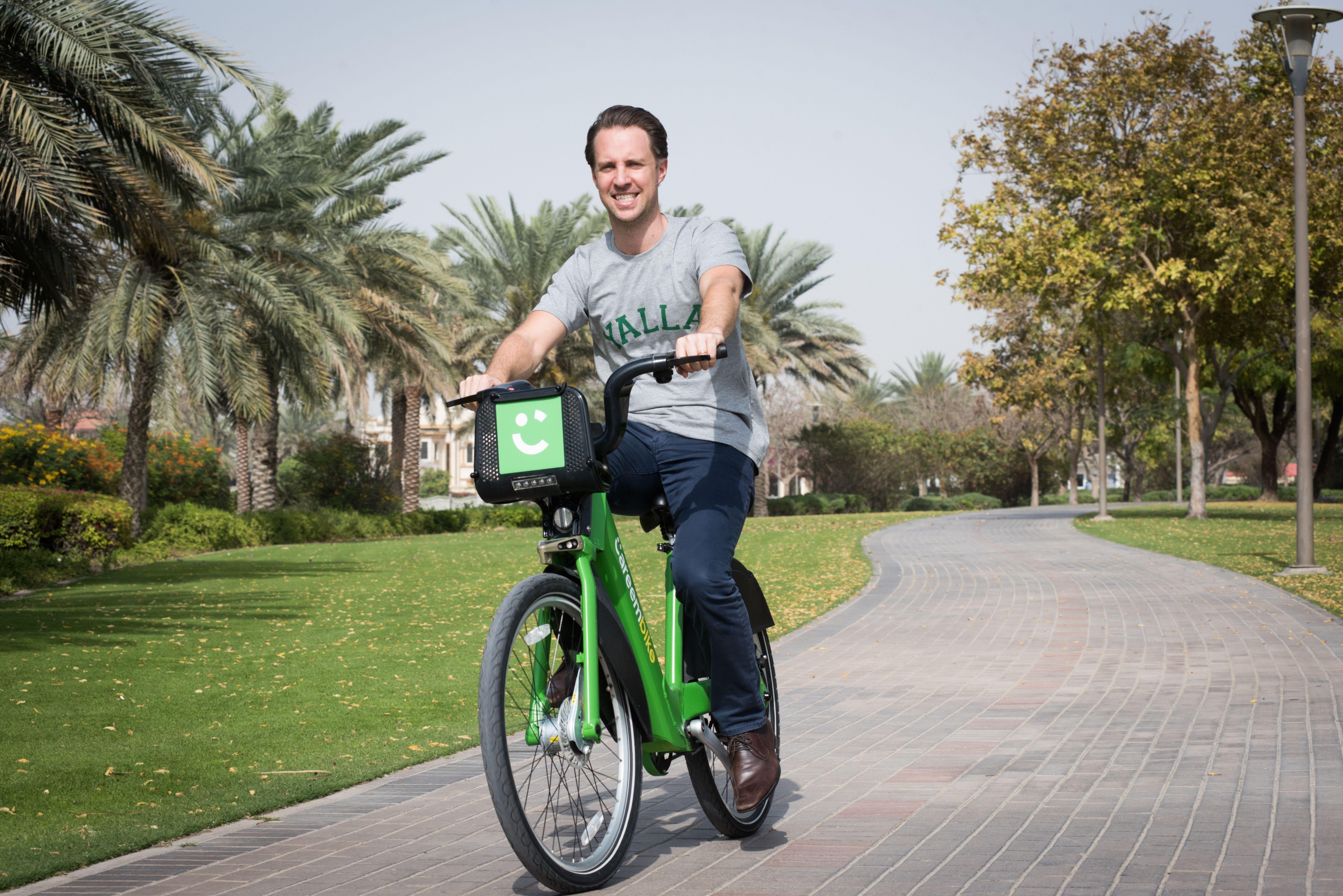 Careem acquires Abu Dhabi's Cyacle bike-share company