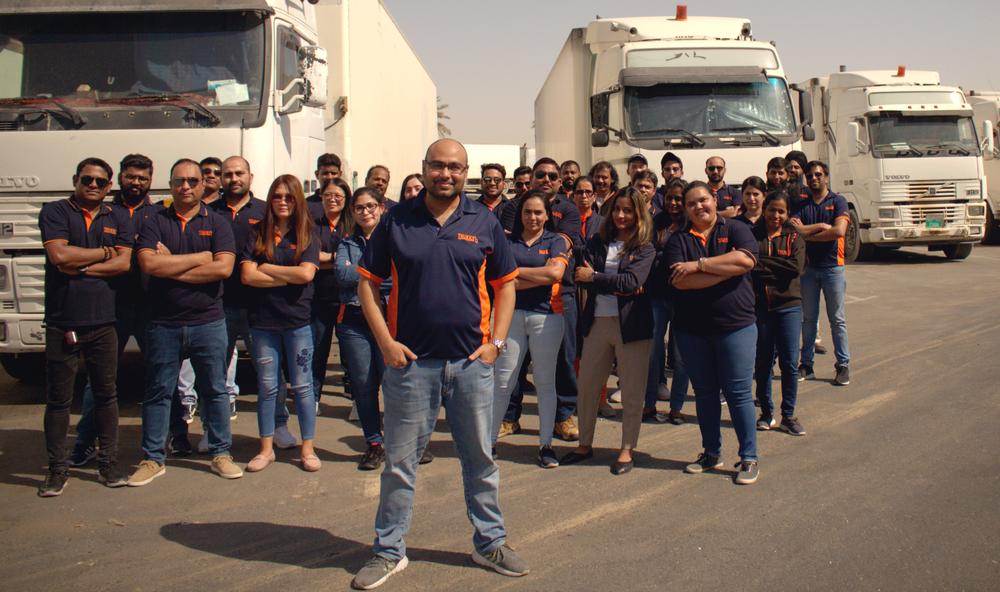 Logistics platform Trukkin raises $7 Million in Series A round