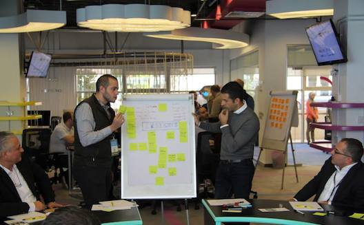 Finding Solutions: Roundtables at MENA ICT workshop 4 scenarios facing entrepreneurs