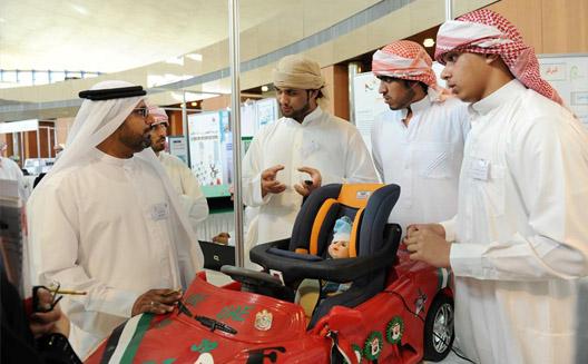 مسابقة بالعلوم نفكر تحفز الشباب الإماراتي على التخصص بالمجالات العلمية
