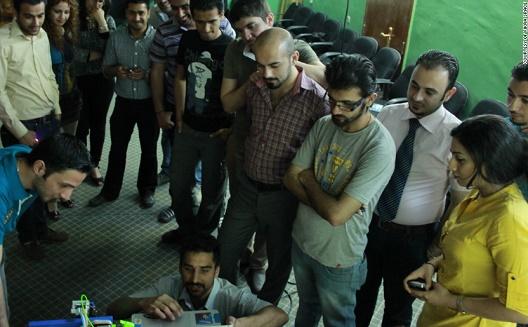 Exchanges are creating Iraqi changemakers