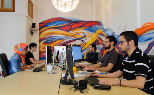 The House of Geeks gives Moroccan developers a reason to stay