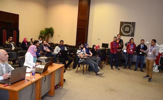 Egypt's Big Data Hackathon teaches next gen of data crunchers