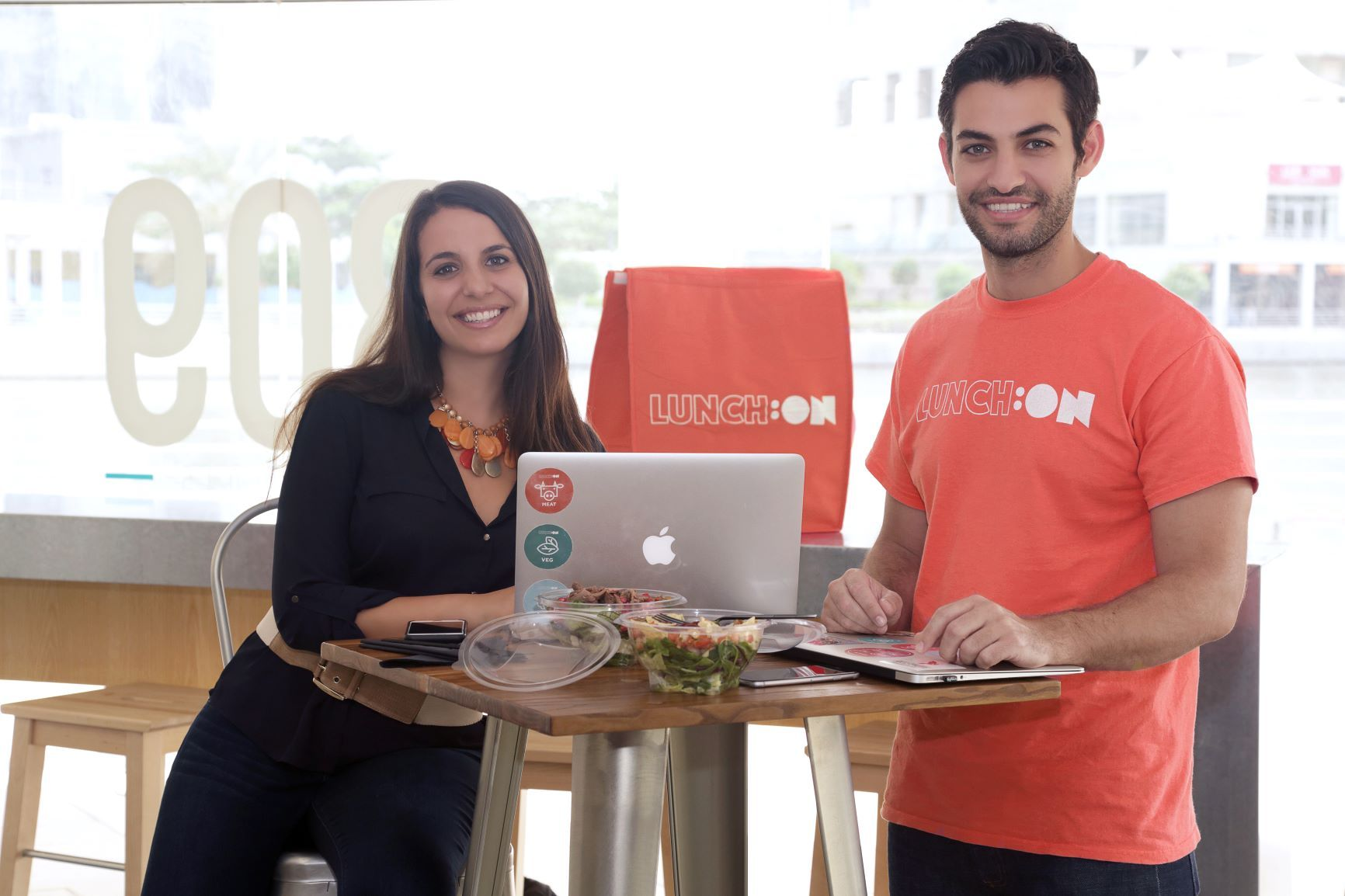 LUNCH:ON closes $3m Series A round