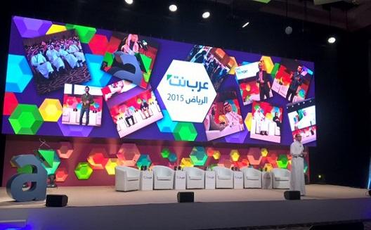 Youth on show at ArabNet Riyadh