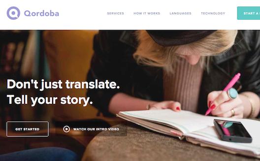 منصة قرطبة للترجمة تتلقى استثمارًا بقيمة 1.5 مليون دولار