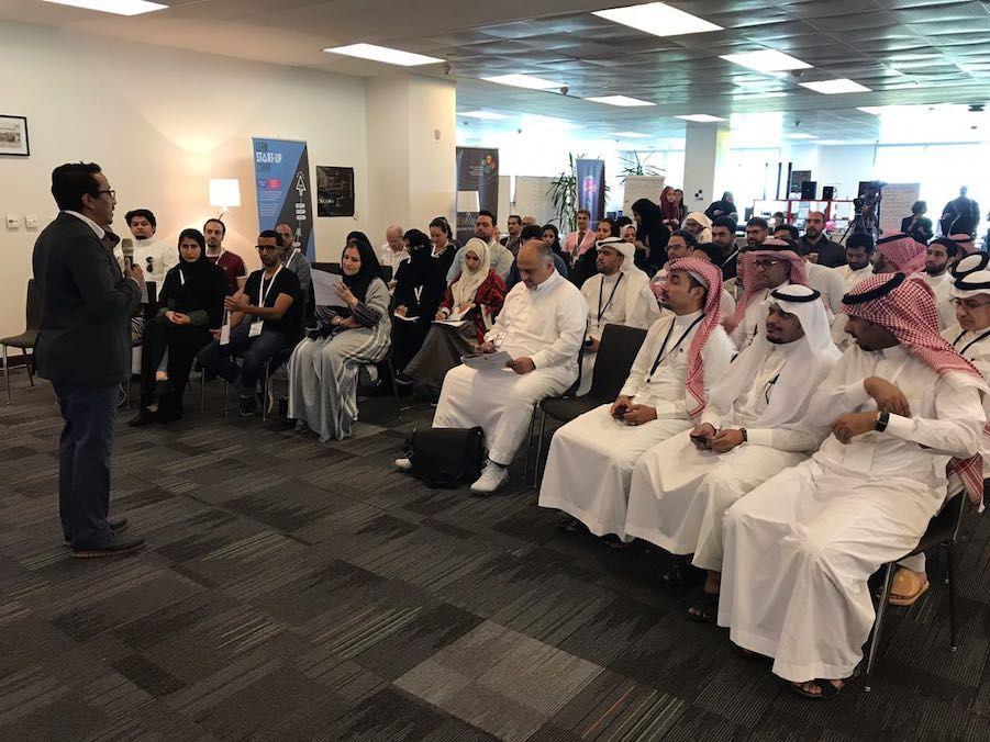 #MixNMentor unveils entrepreneurs biggest challenges in KAUST