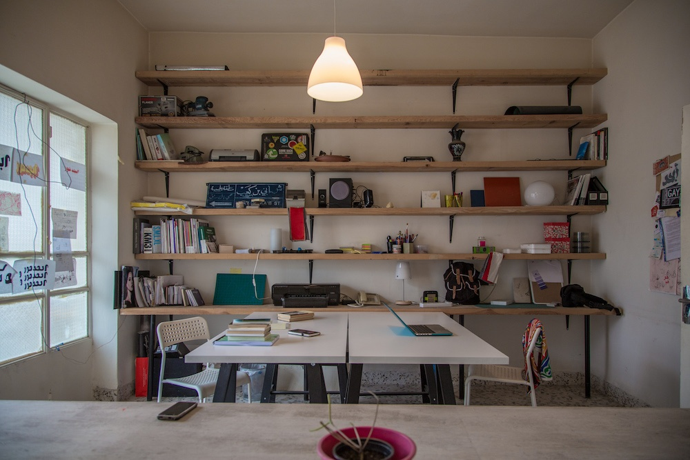Putting the creative in coworking, Amman