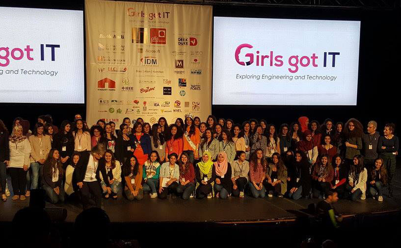 Equipping the next generation of Lebanese girls with STEM
