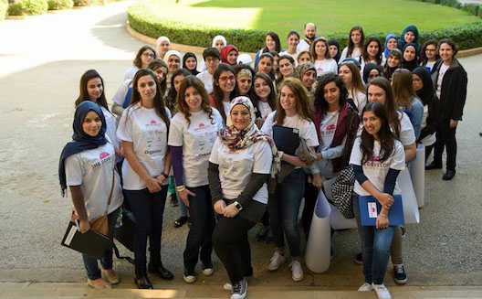 Beirut's first hackathon for women breaks stereotypes