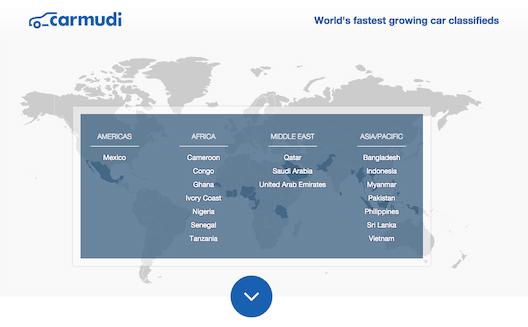 Rocket Internet car classifieds takes Saudi, Qatar, and the UAE in one big gulp