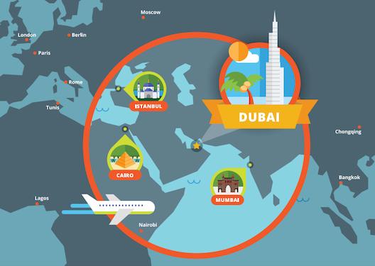 أسترولابز وجوجل يؤسسان مساحة عمل مشتركة في دبي