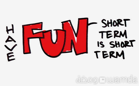Have Fun: Short Term is Short Term [Pic of the Week]