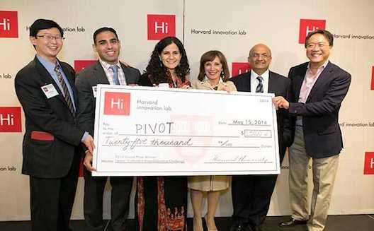 تطبيق فلسطيني لتأريخ الذاكرة الثقافية يفوز بمسابقة هارفرد لريادة الأعمال