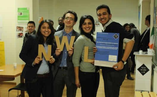 CARE Clothing wins first place at January's Pitchlab competition in Casablanca