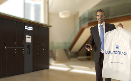 Dubai's Laundrybox, a new cleaning service, eyes global franchising