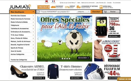 Could Jumia be the Alibaba of Africa?