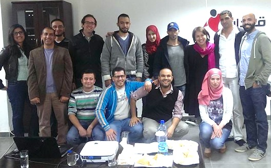 Startups at Palestine's first accelerator bet on P2P lending, travel, and therapy