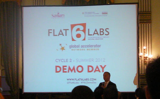 Egyptian Accelerator Flat6Labs Hits Its Stride in Cycle 2 Demo Day