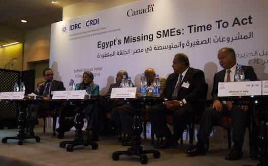 Egypt startups need a big business leg up