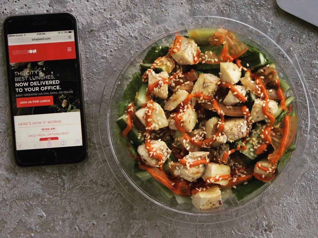 Dubai food tech startup Lunch:on raises $500K seed