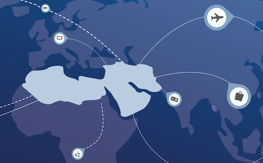 Is ecommerce MENA's biggest digital market? [Infographic]