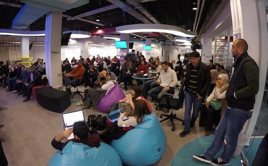 Startup Revolution at ZINC Jordan
