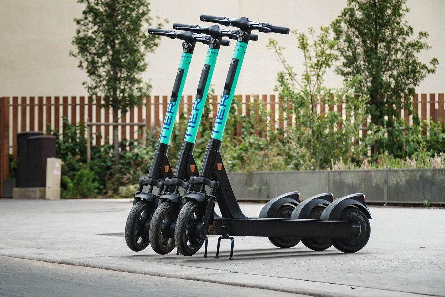 TIER marks return of e-scooters in Dubai