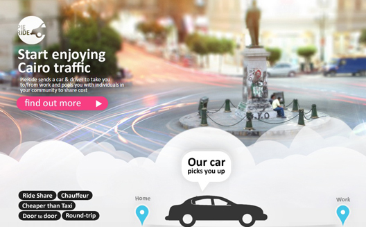 PieRide offers Egypt's commuters an Uber for carpooling